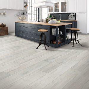 Countertop with Laminate flooring   Dalton Wholesale Floors