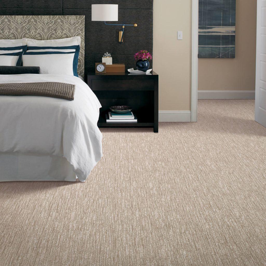 New carpet in bedroom | Dalton Wholesale Floors