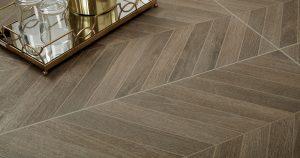 Glee chevron tile flooring   Dalton Wholesale Floors