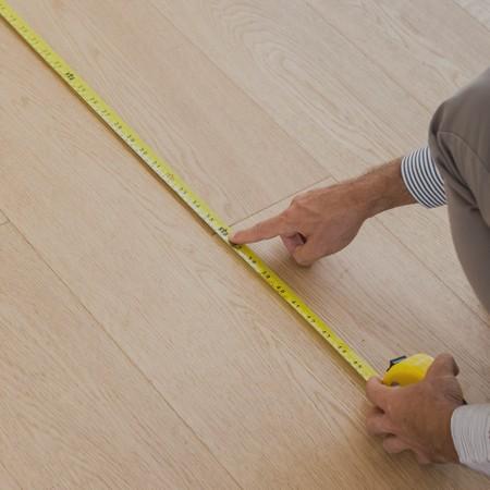 Floor measurement