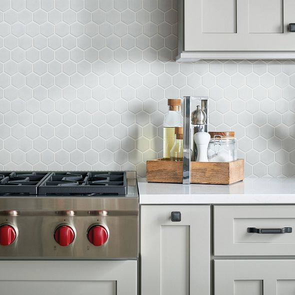 Kitchen Backsplashes for Retro Flair | Dalton Wholesale Floors