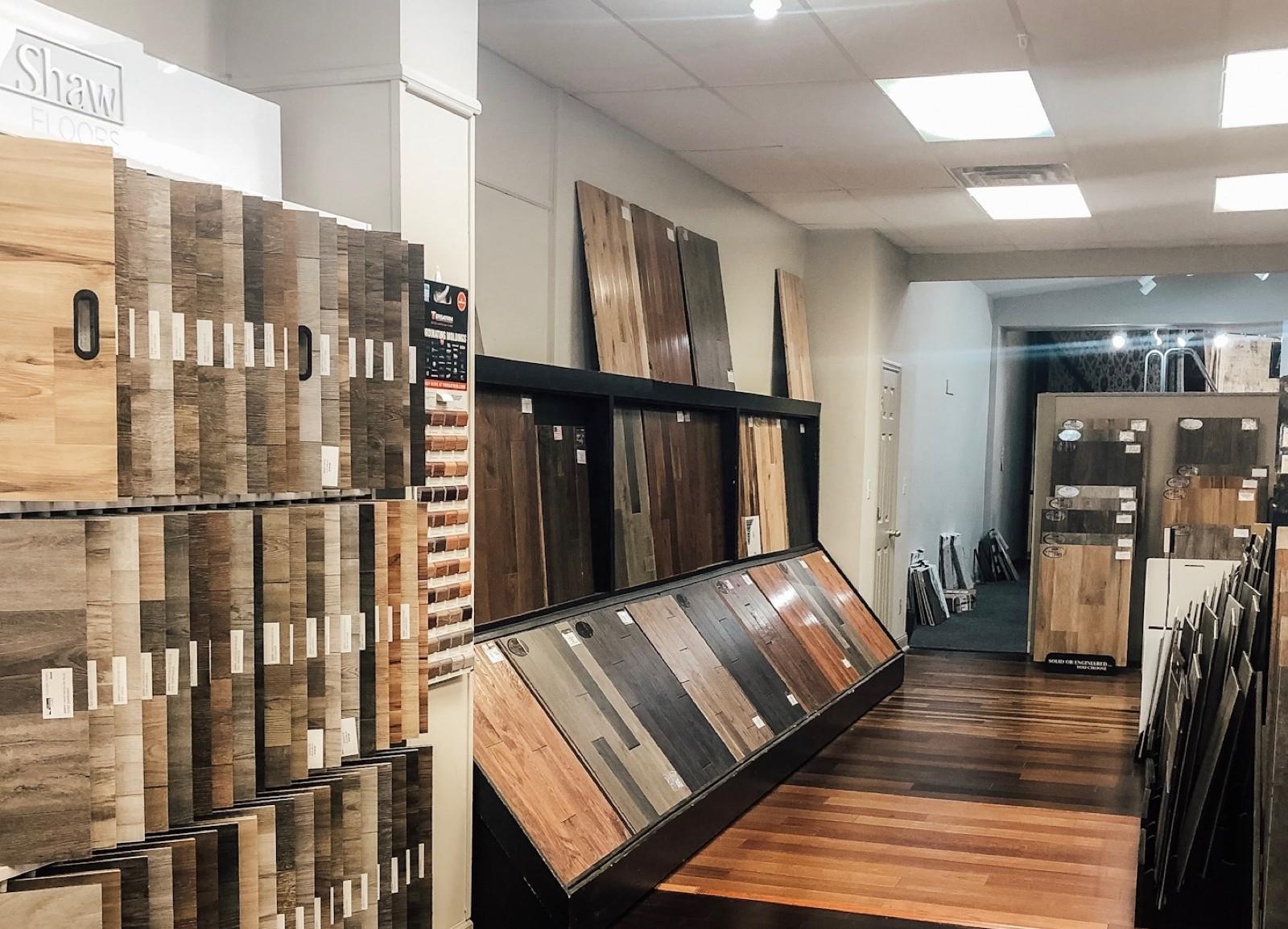 Huntsville showroom