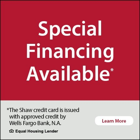 Special Financing Avaialable