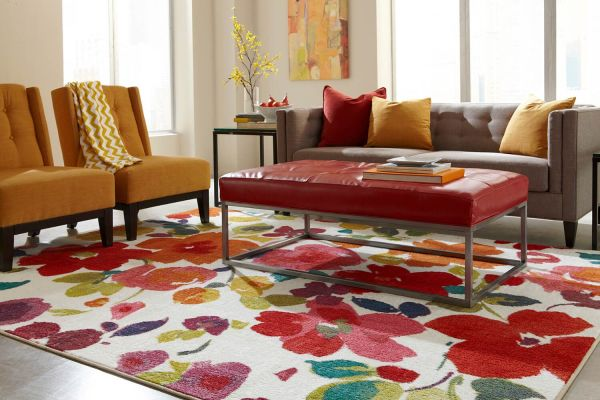 Fun Floral Rugs for Your Home | Dalton Wholesale Floors