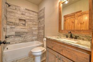 Washbasin area tiles | Dalton Wholesale Floors