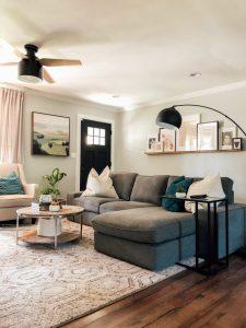 Living room flooring | Dalton Wholesale Floors