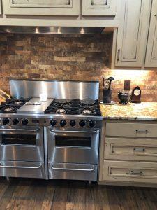Kitchen cooktop | Dalton Wholesale Floors