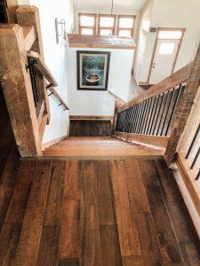 Stairway flooring | Dalton Wholesale Floors