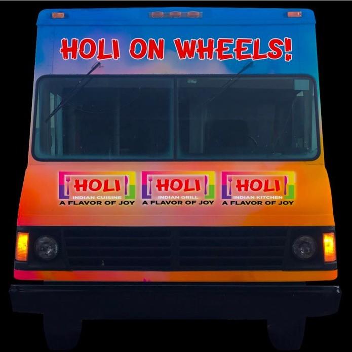 Food Truck - Holi on Wheels
